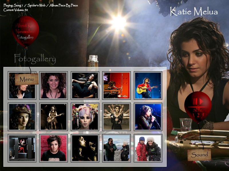 Portfolio | Katie Melua