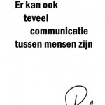 Posters communicatie