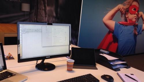 De ReclameHelden| kantoor