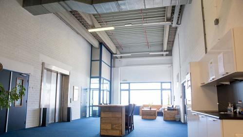 CSC | gezamelijke kantoorruimte