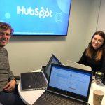 Kennis opdoen bij HubSpot Dublin